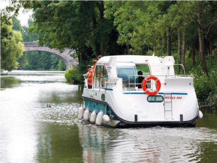 Péniche Confort 900 A DP ext 3