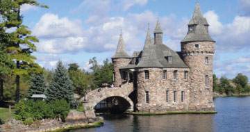 Kingston Castle 1000 Islands