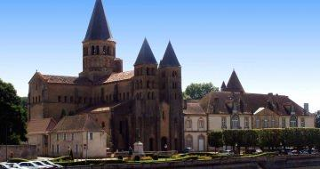 La basilique de Paray le Monial