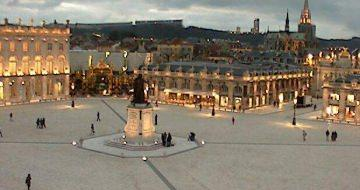 La place Saint Stanislas de Nancy