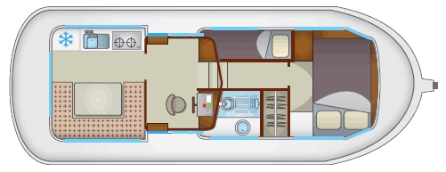 Plan Layout Penichette 935 W loca